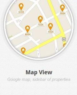 Map View Real Estate For Sale In North Atlanta Georgia